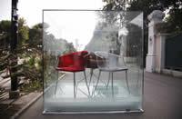 SPAZIO - Il primo salone del mobile italiano - Clicca per ingrandire