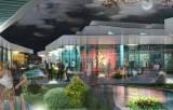 Il rendering del futuro Fashion Valley Outlet, centro dedicato al lusso con store di alta gamma e, ovviamente, prezzi scontati. - Clicca per ingrandire.