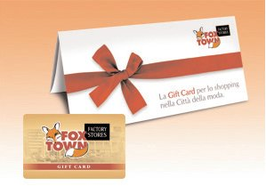 La Gift Card natale 2008 di FoxTown