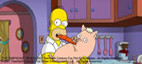 I Simpson. Spider Pork - Clicca per ingrandire