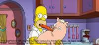 I Simpson. Spider Pork - Clicca per ingrandire