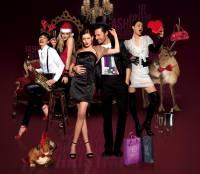 Shop & Win, il concorso natalizio di Palmanova Outlet Village attivo dal 18 novembre al 24 dicembre 2010 - Clicca per ingrandire.