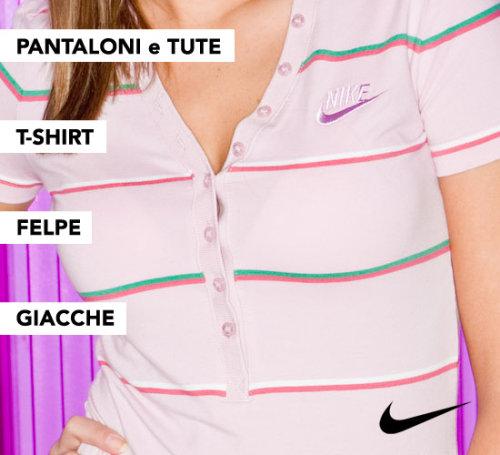 detailed look 65c55 a67ef Saldi privati: sconti Nike del 40-50%