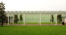 The Place Luxury Outlet, particolare della struttura esterna - Clicca per ingrandire
