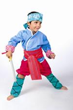 Guerriero Xian - Clicca per ingrandire