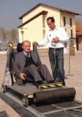 On. Raffaele Costa, presidente della Provincia di Cuneo - Clicca per ingrandire