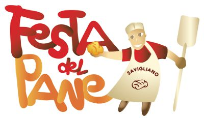 Il logo della Festa del Pane.