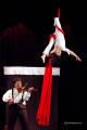 Palmanova Outlet ospita due artisti del Circo Teatro Comico Musicale - Clicca per ingrandire