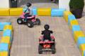 La pista di mini-kart di Palmanova Outlet Village - Clicca per ingrandire