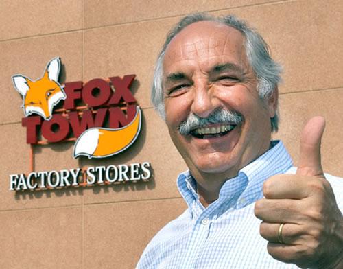 Silvio Tarchini - Fondatore e proprietario del Centro FoxTown Factory Stores di Mendrisio
