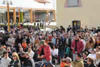 Ballantini / Vasco Rossi a Mondovicino Outlet Village - Clicca per ingrandire