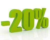 20% di sconto al Palmanova Outlet Village