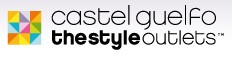 Il nuovo logo di Castel Guelfo The Style Outlets. La cittadella del risparmio alle porte di Bologna offre più di 100 outlet dove risparmiare. Da venerdi 13 a domenica 15 promozione natalizia con ulteriori sconti del 30% negli outlet che aderiscono all'iniziativa.