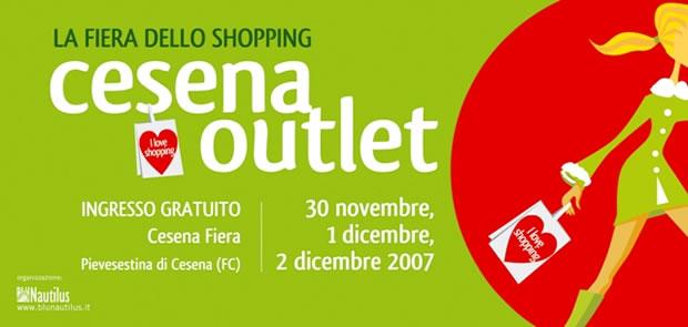 Cesena Outlet - La fiera dello shopping