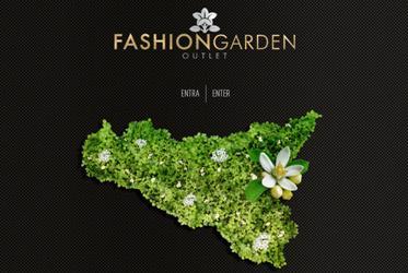 Fashion Garden Outlet, il nuovo outlet del lusso che sorgerà a Calatabiano, in provincia di Taormina, nel 2012, annuncia la messa on-line del sito web ufficiale.